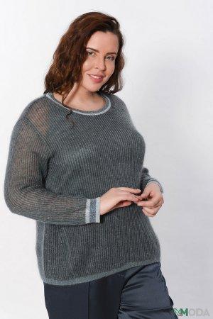 Пуловер Luisa Cerano. Цвет: серый