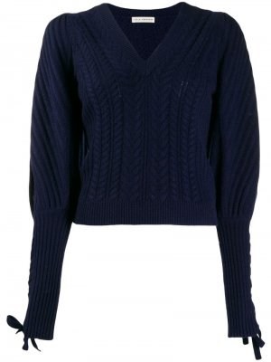 Пуловер Brisa кроя слим Ulla Johnson