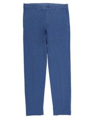Повседневные брюки HENRY COTTON'S. Цвет: пастельно-синий