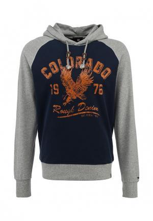 Худи Colorado Jeans. Цвет: разноцветный
