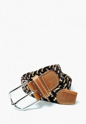 Ремень Churchill accessories. Цвет: разноцветный