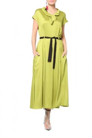 Платье Kata Binska. Цвет: липовый