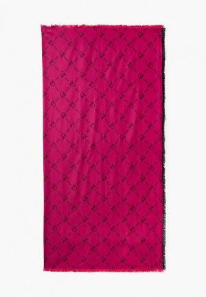 Платок Pinko. Цвет: розовый