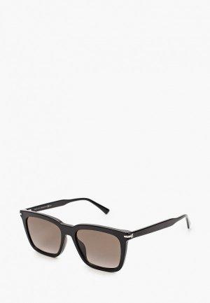 Очки солнцезащитные Jimmy Choo TIP/G/S 807. Цвет: черный