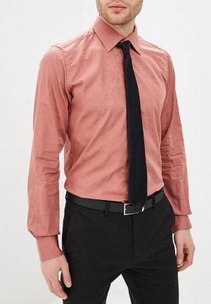 Рубашка Mario Machardi. Цвет: оранжевый