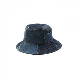 Шляпа Dolce & Gabbana. Цвет: синий