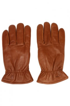 Перчатки CARHARTT. Цвет: коричневый