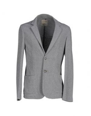 Пиджак KAOS. Цвет: светло-серый