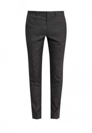 Брюки Burton Menswear London. Цвет: серый