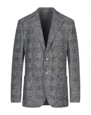 Пиджак ROYAL ROW. Цвет: черный