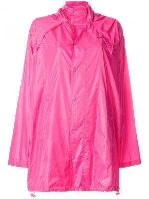 Ветровка Opera Balenciaga. Цвет: розовый и фиолетовый