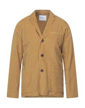 Пиджак AMERICAN VINTAGE. Цвет: верблюжий