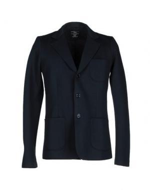 Пиджак MAJESTIC. Цвет: темно-синий