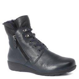 Ботинки 9-9-26150-25 темно-синий CAPRICE