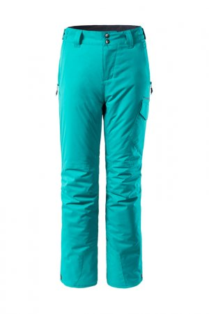 Winter Pants Iguana Lifewear. Цвет: turquoise