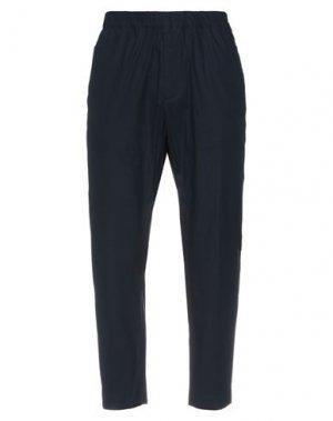 Повседневные брюки LOREAK MENDIAN. Цвет: темно-синий