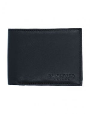Бумажник BOLONGARO TREVOR. Цвет: черный