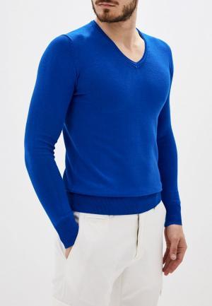Пуловер Alcott. Цвет: синий