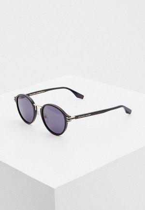 Очки солнцезащитные Marc Jacobs 533/S 2M2. Цвет: черный