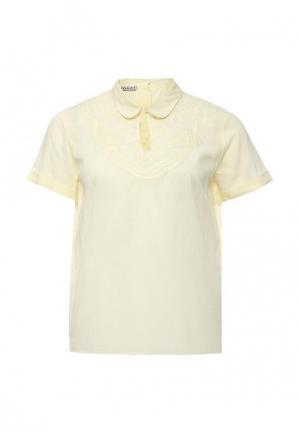 Блуза Kookai. Цвет: желтый