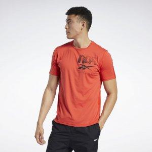 Спортивная футболка ACTIVCHILL Graphic Move Reebok