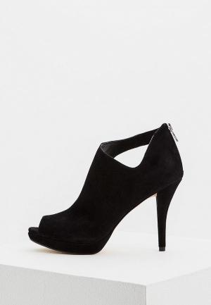 Ботильоны DKNY. Цвет: черный