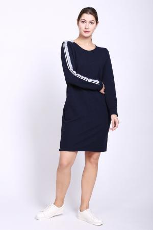 Платье Betty and Co. Цвет: синий