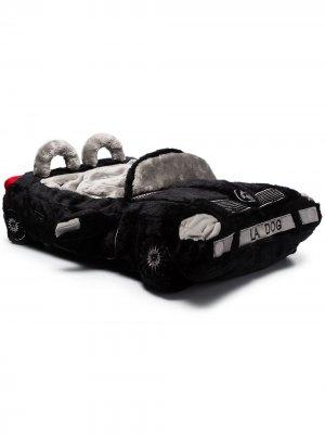 Лежак для собаки в виде машины Haute Diggity Dog. Цвет: черный
