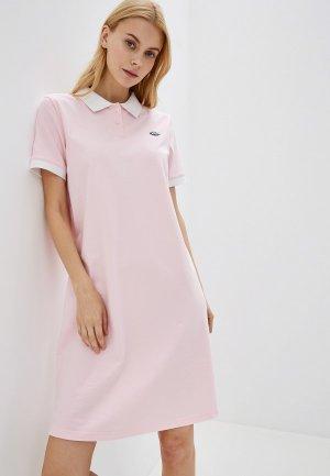 Платье Arloni. Цвет: розовый