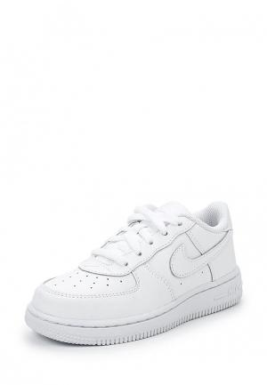 Кроссовки Nike Boys Air Force 1 06 (TD) Toddler Shoe. Цвет: белый