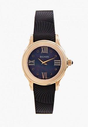 Часы Balmain Éria Mini Round. Цвет: черный