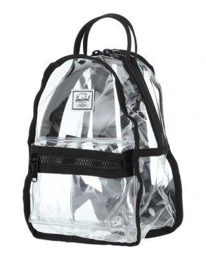 Рюкзаки и сумки на пояс HERSCHEL SUPPLY CO.. Цвет: прозрачный