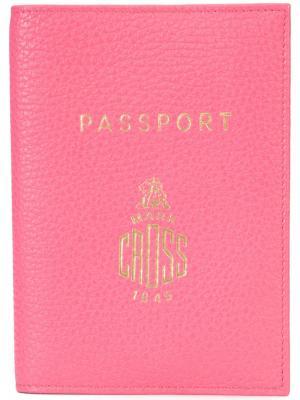 Товары для дома Mark Cross. Цвет: розовый