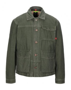 Куртка FREAKY NATION. Цвет: зеленый