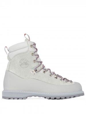 Ботинки хайкеры Everest Diemme. Цвет: серый