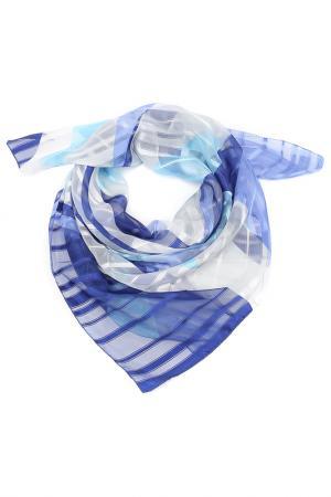 Платок F.FRANTELLI. Цвет: синий, голубой