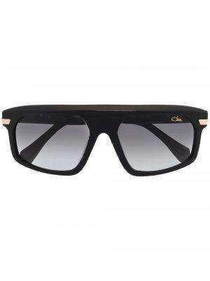 Солнцезащитные очки-авиаторы 8504 Cazal. Цвет: черный