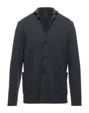 Пиджак ALPHA STUDIO. Цвет: стальной серый