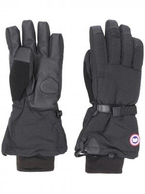 Перчатки Arctic Down Canada Goose. Цвет: черный