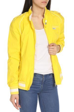 Ветровка MEMBERS ONLY. Цвет: unmellow yellow