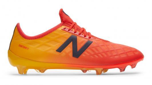 Кроссовки MSFPFFA4 New Balance. Цвет: оранжевый