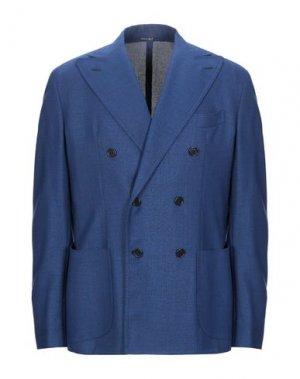 Пиджак GABO Napoli. Цвет: синий