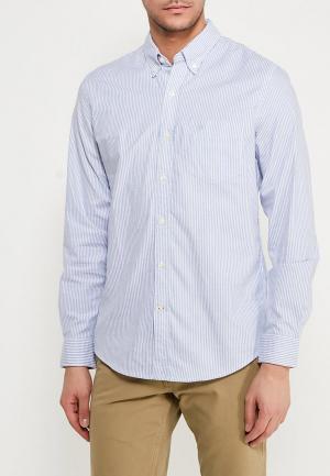 Рубашка Dockers. Цвет: голубой