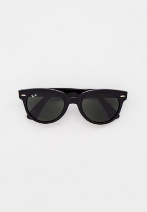 Очки солнцезащитные Ray-Ban® RB2199 901/31. Цвет: черный