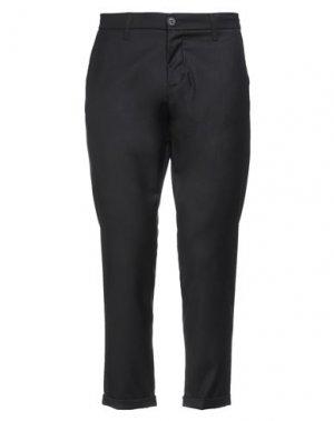 Повседневные брюки IMPERIAL. Цвет: черный