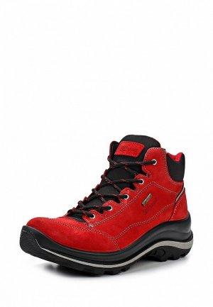 Ботинки Grisport. Цвет: красный