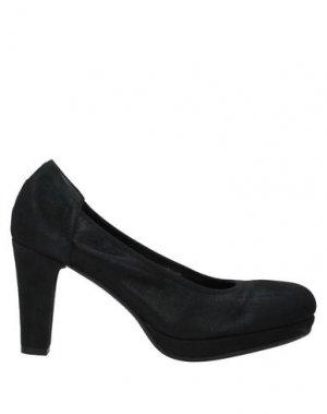 Туфли CALPIERRE. Цвет: черный