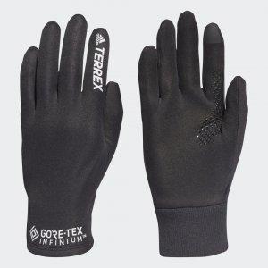 Перчатки Terrex GORE-TEX INFINIUM Performance adidas. Цвет: черный