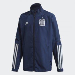 Парадная куртка сборной Испании Performance adidas. Цвет: синий
