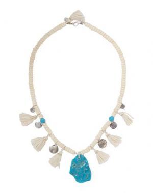 Ожерелье CHAN LUU. Цвет: слоновая кость